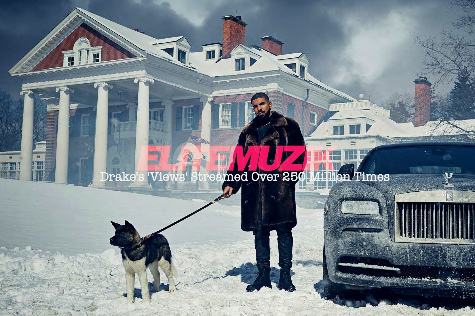 Drake's 'Views' Streamed Over 250 Million Times Exclusively on Apple Music