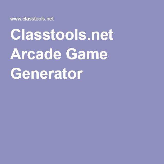 Spiele Generator