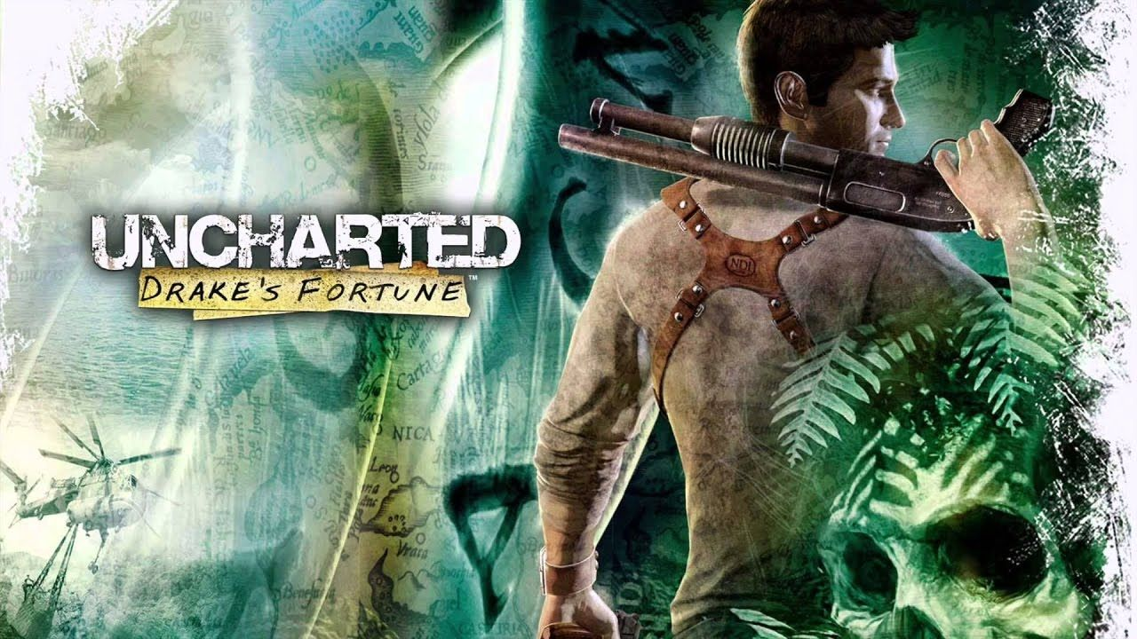 Uncharted drake fortune remastered for ps4 part 8