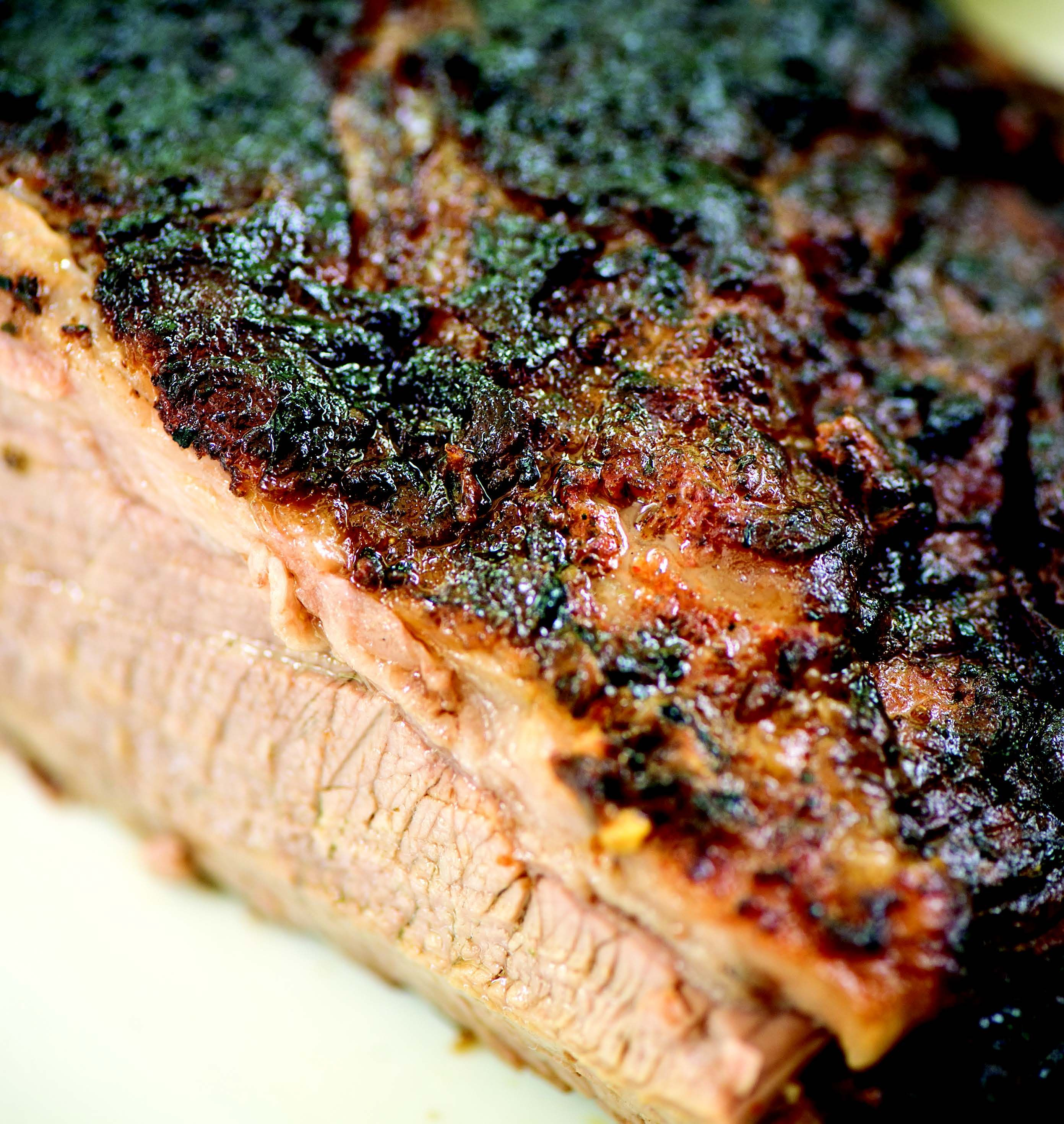 Spicy Grilled Brisket Masterbuilt Recipes Big Green