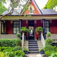 This is gorgeous... $1.15 million for a classic cottage in Cabbagetown