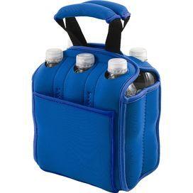 Soledad Beverage Carrier in Royal Blue