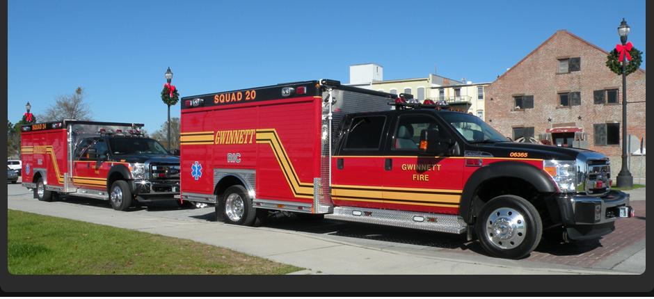 County Fire & Emergency Services, GA Emergency