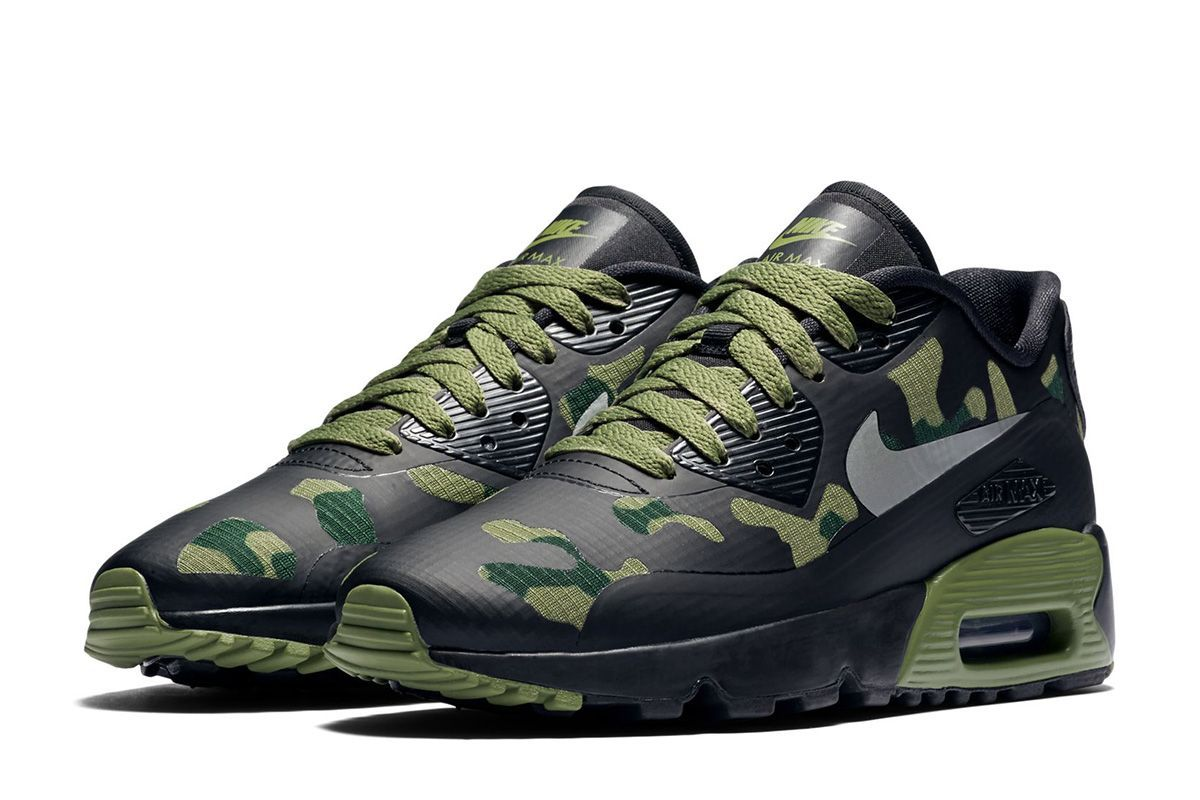 Zapatillas Nike Air Max 90 Premium Wool Zapatillas en