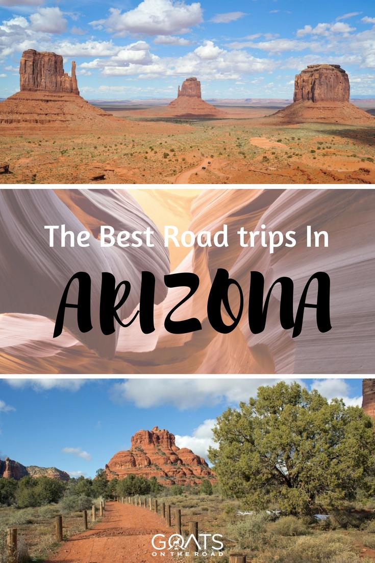 Best Road Trips In Arizona Natural
