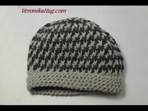 Mütze Bosnisch Häkeln Hazelnut Beanie Teil 1 Kettmaschen Häkeln