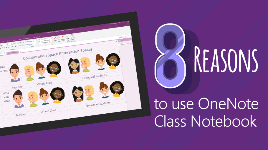 How I made OneNote Class Notebook the most versatile tool in my