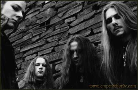 emperor metal band 1997 - Google Search