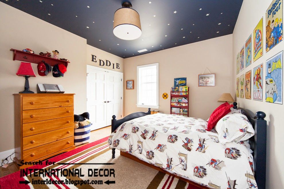 How to make awesome ceiling designs in