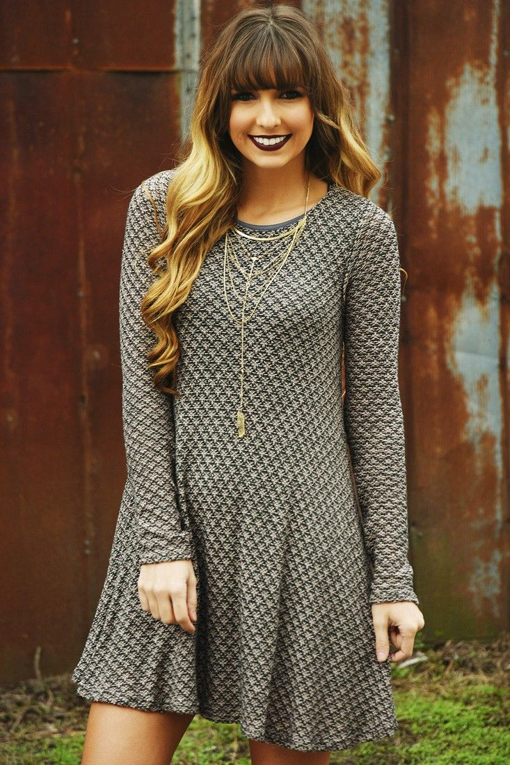 Never Say Goodbye Dress: Multi #shophopes
