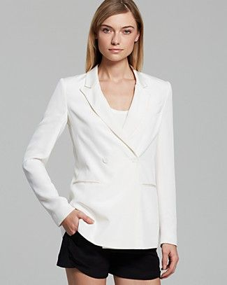 Theory Blazer - Jannison | Bloomingdale's