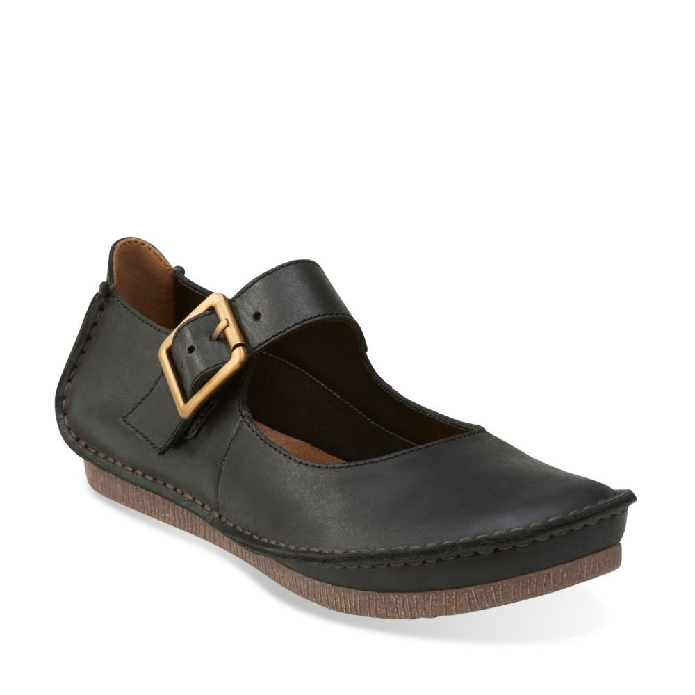clarks womens platform shoes