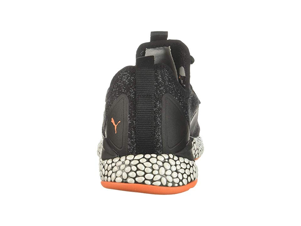 3bbf73270b Puma Kids Hybrid Runner Jr (Big Kid) Boys Shoes Puma Black Firecracker