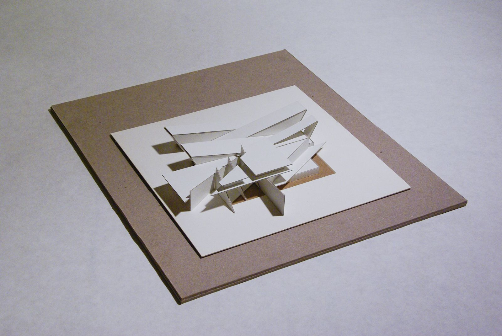 Abstract Models - Abstract architecture model