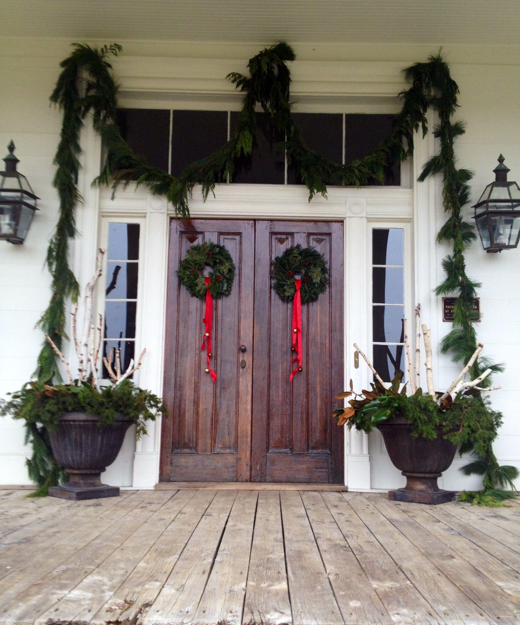 our front porch 2013