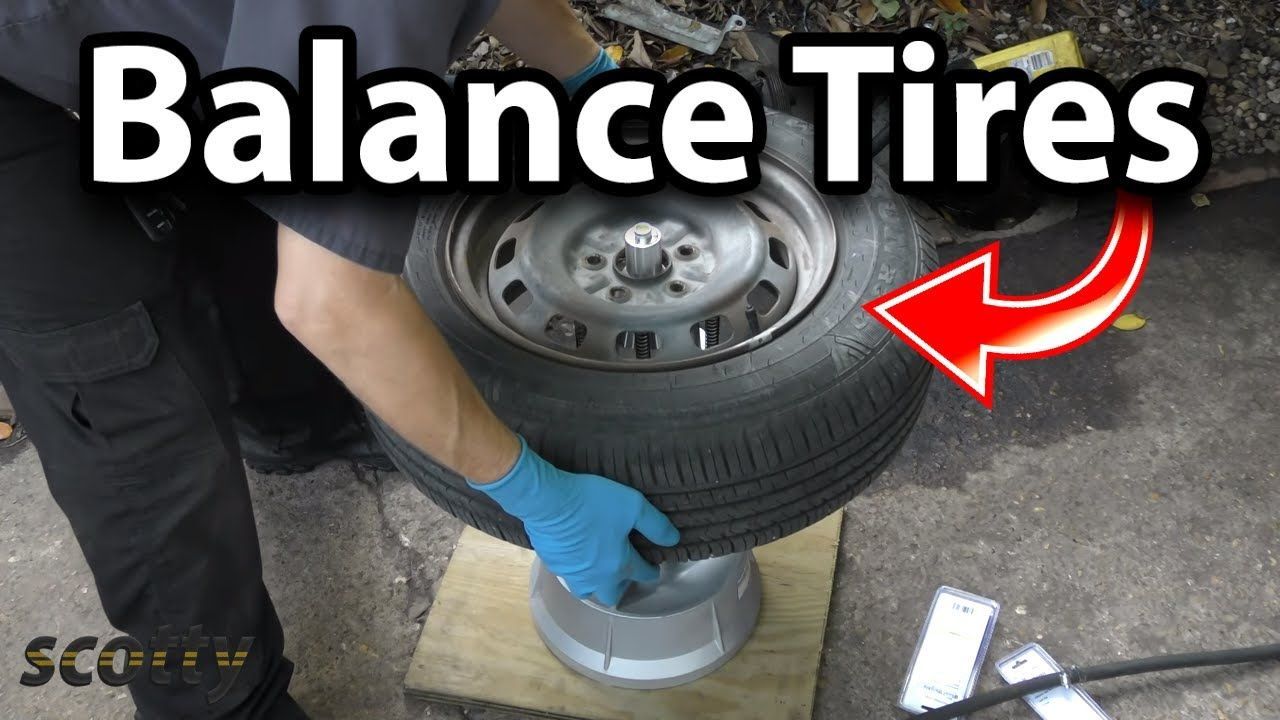 How to Balance Your Car's Tires Used tires, Tired, Diy car