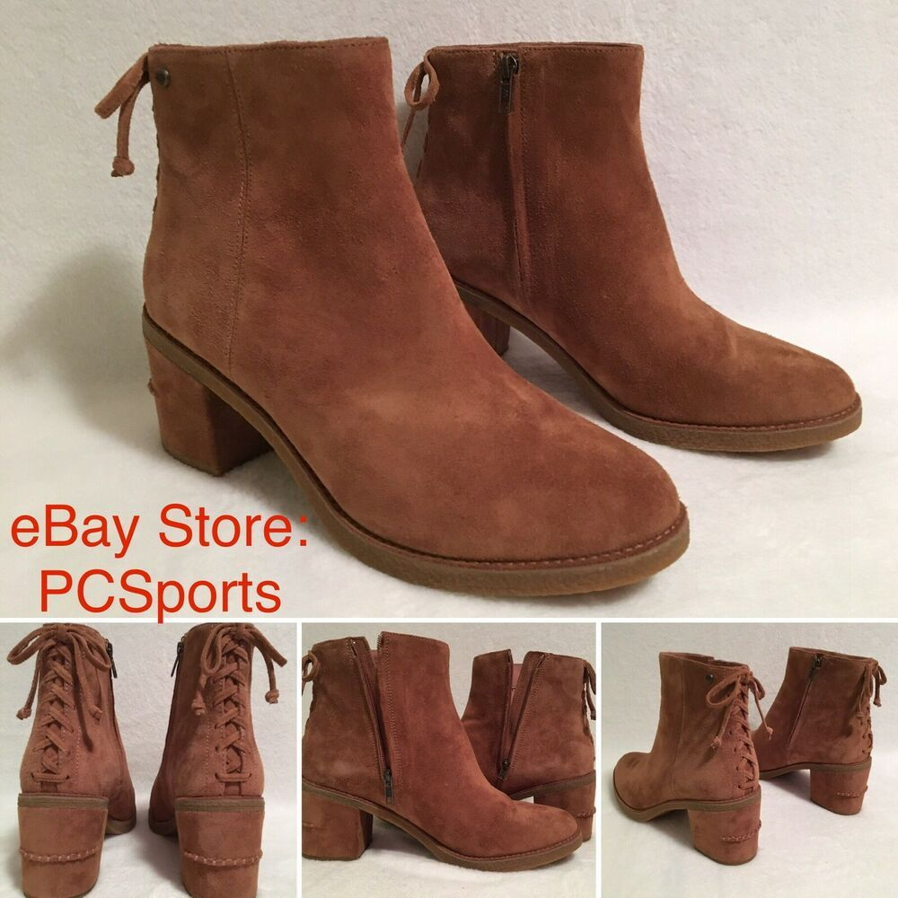 9ed27030aff Women's UGG Corinne Bandara Ankle Boot 1095793 Size 12 #UGG #Booties ...