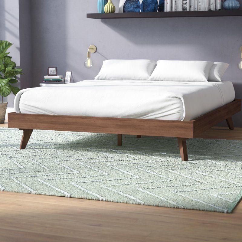 Brunner Platform Bed For The Home In 2019