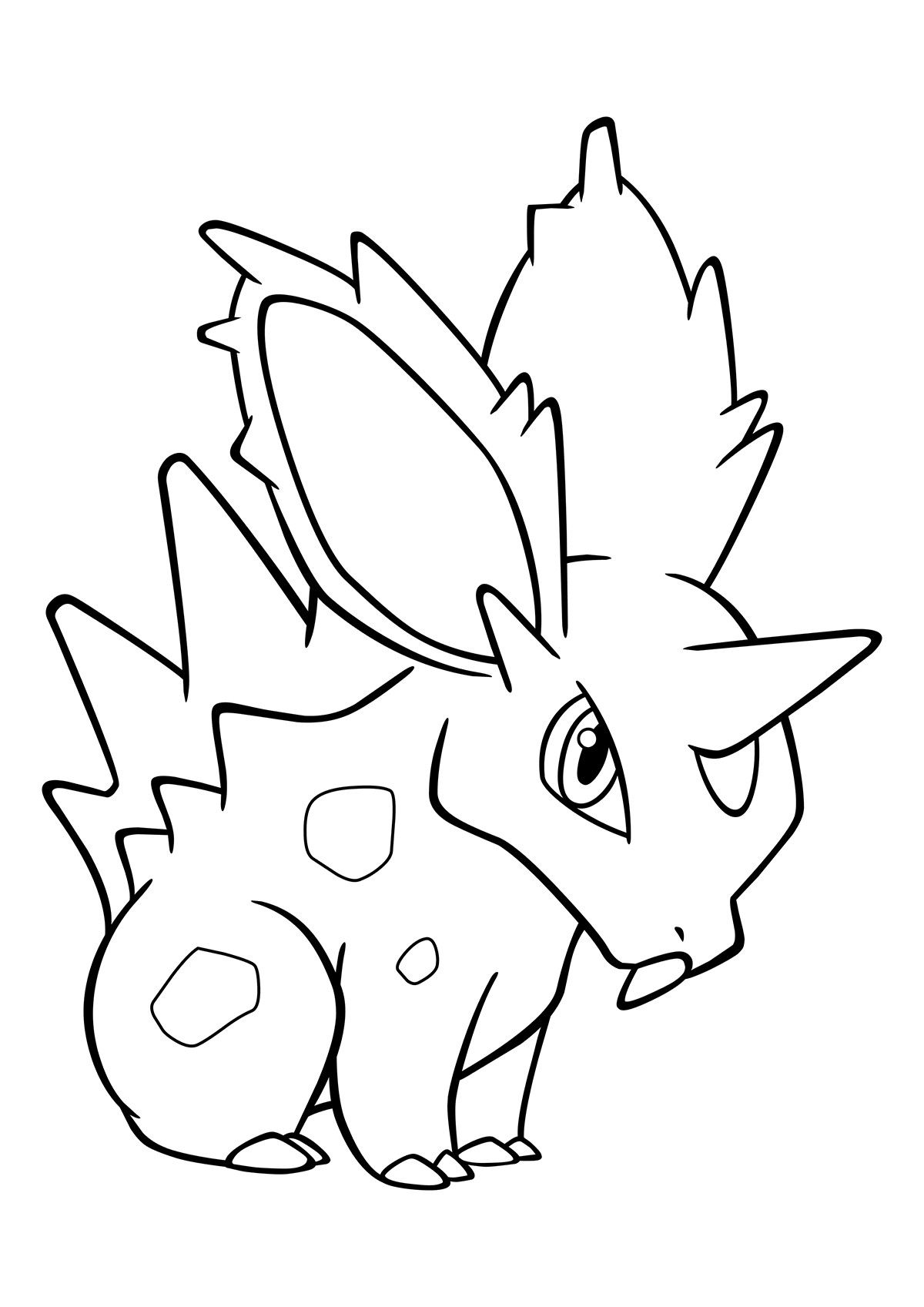 Pokemon Go Nidoran Coloring Pages Coloring Pages Pokemon Coloring Pages Printable Pokemon Coloring Pages