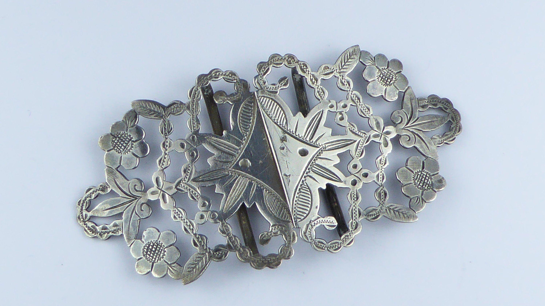 ca55c8392 Silver Nurses Belt Buckle Birmingham 1899