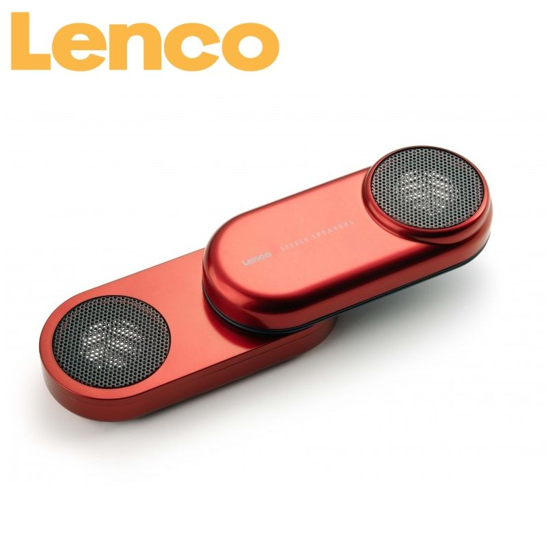 Flip Speaker  - ideal for playing an ipod or MP3 Player or even the portable digital radio through when camping!