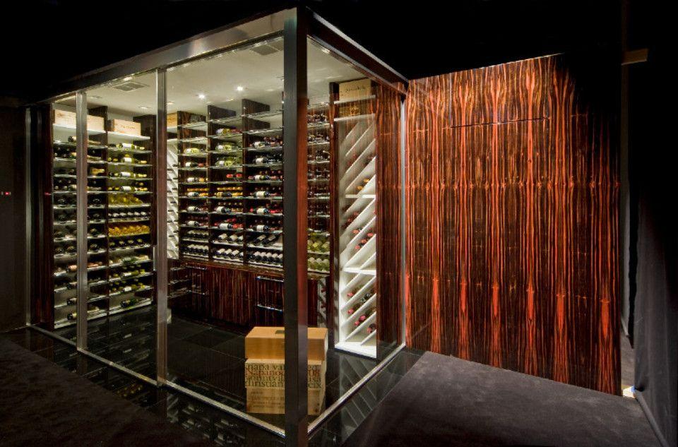 35 Best Modern Wine Cellar Ideas | Wine cellars, Kitchen tiles ...