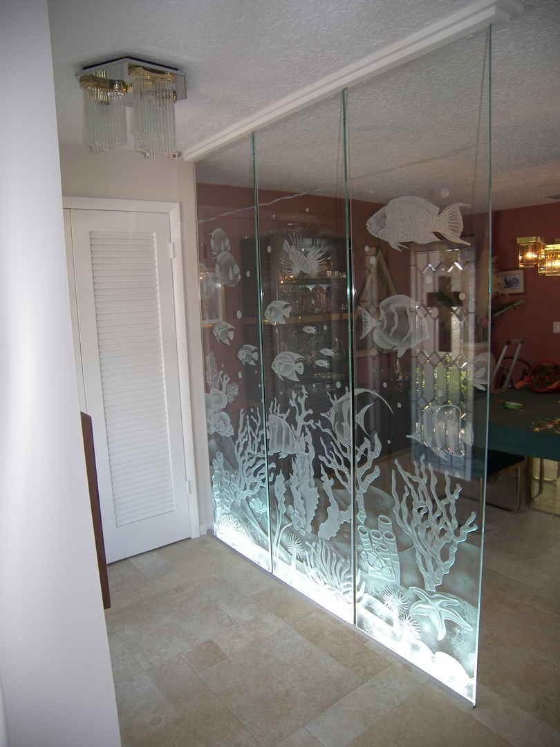 Carved Glass Room Dividers Sgo Designer Glass Glass Parti