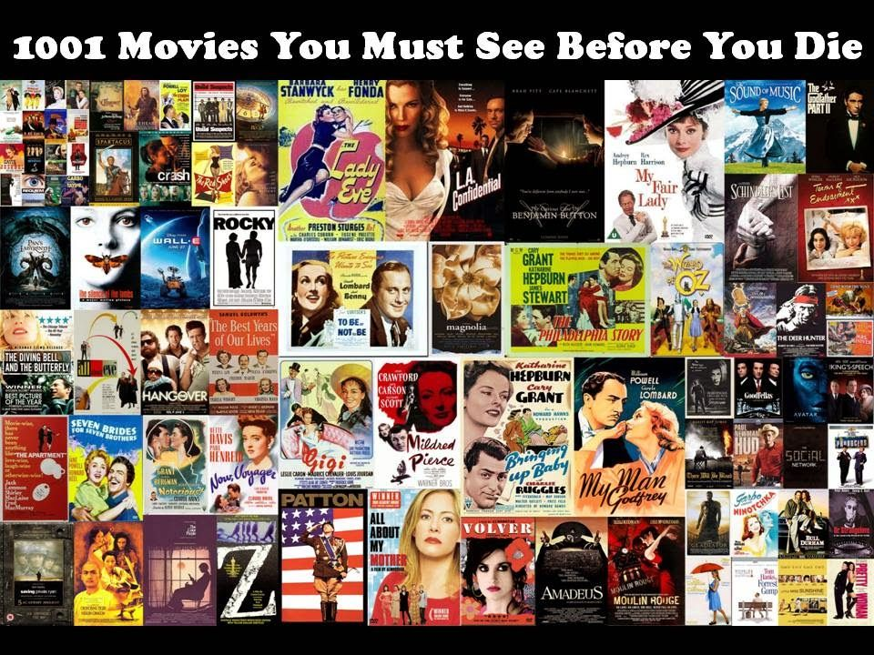 1001 Movies You Must See Before You Die Movies Classic