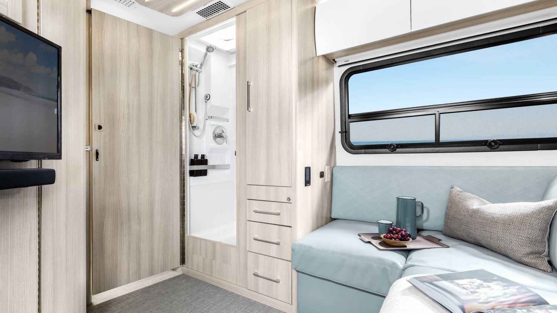 2020 Mercedes Unity Leisure travel vans, Luxury bedroom