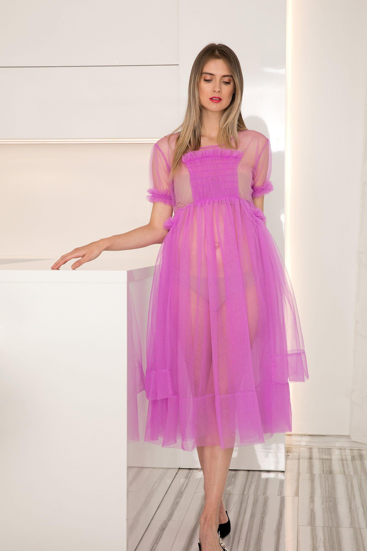 Villanelle Dress Tulle Dress Sheer Dress Transparent Dress Avant Garde Clothing Party Dress Futuristic Clothing In 2021 Sheer Dress Tulle Dress Transparent Dress [ 3000 x 2001 Pixel ]