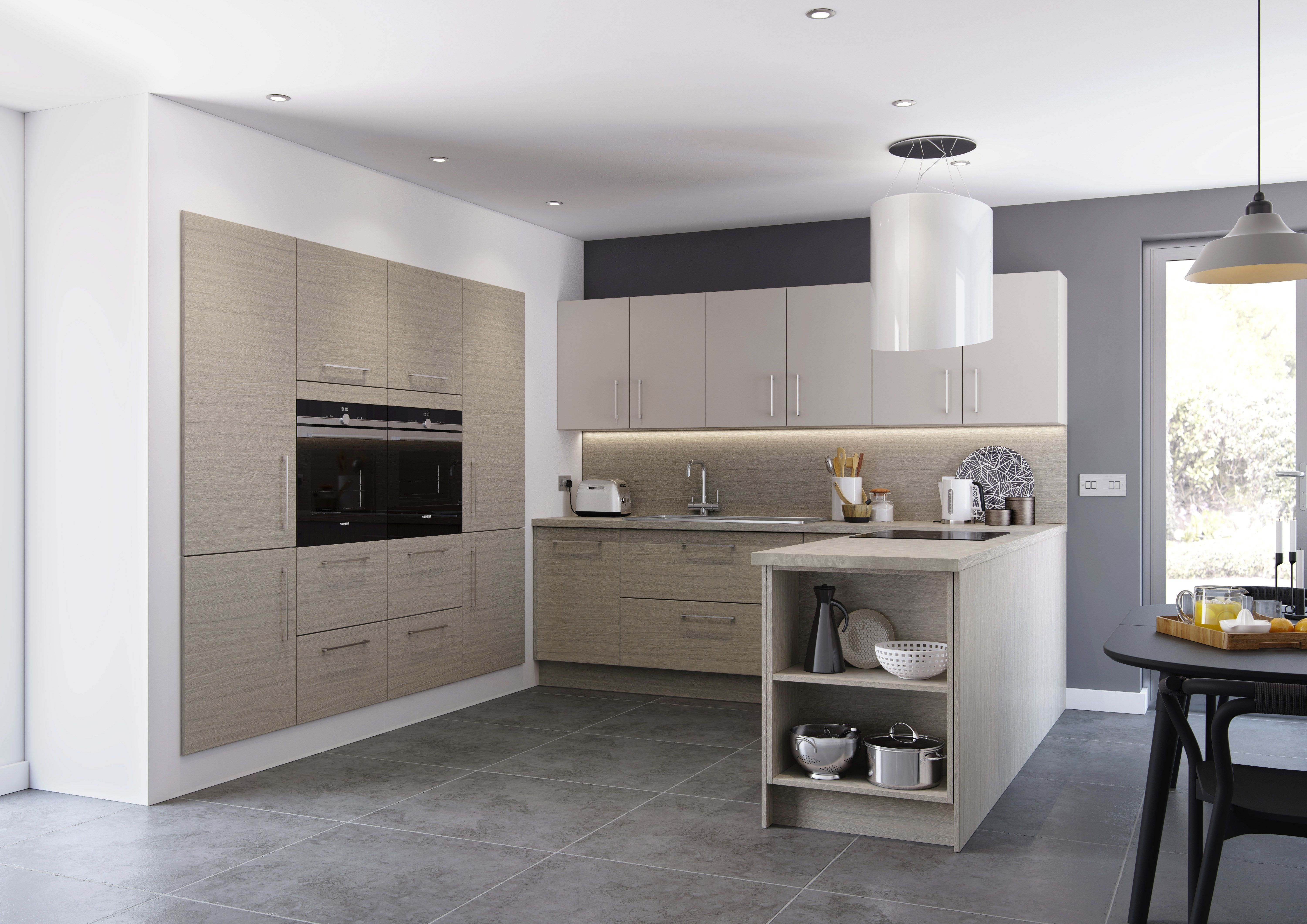 Designing a kitchen doesn't have to be difficult or long