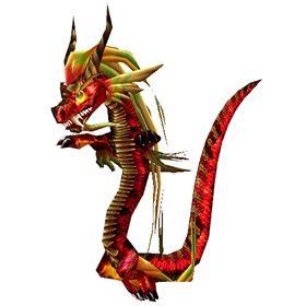Tiny Red Dragon