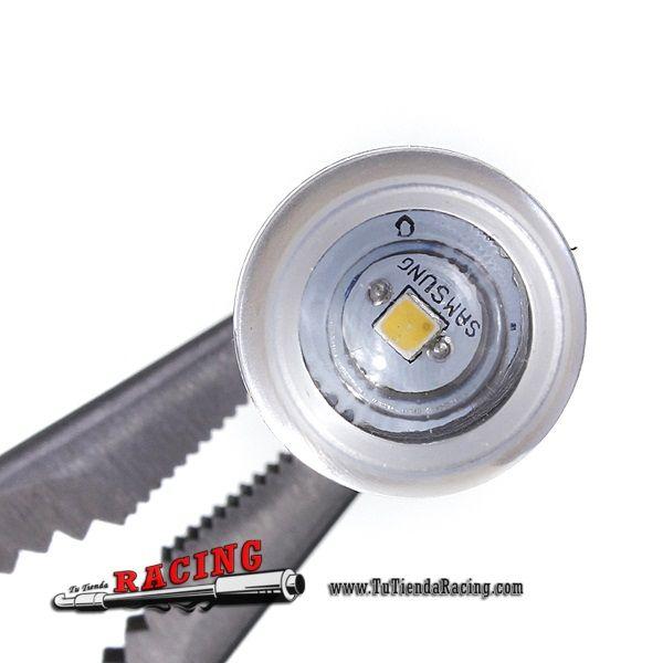 Bombilla LED T10 1W LED Xenon 50LM 40mA DC12V Interior de Coche Panel de Instrumentos Color Blanco - 2,38€ - TUTIENDARACING - ENVÍO GRATUITO EN TODAS TUS COMPRAS