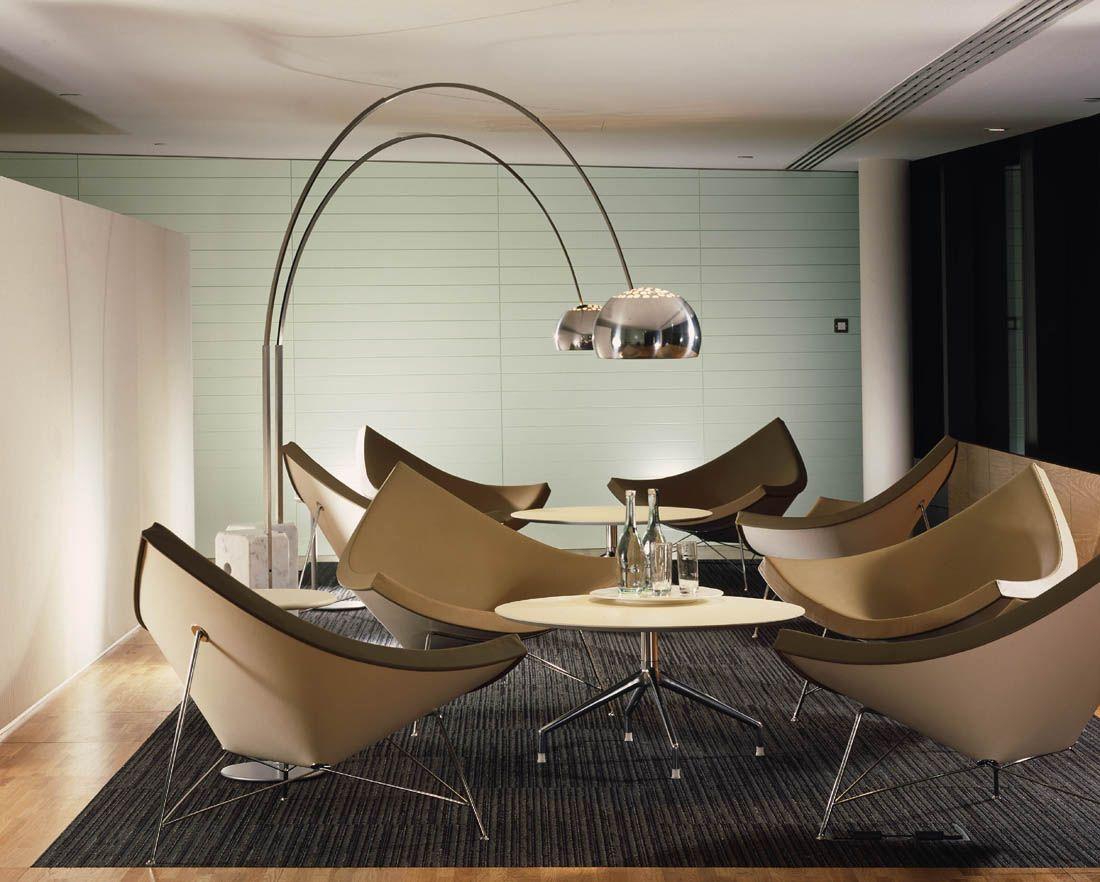 Deloitte Consulting Mackay Partners Futuristic Furniture
