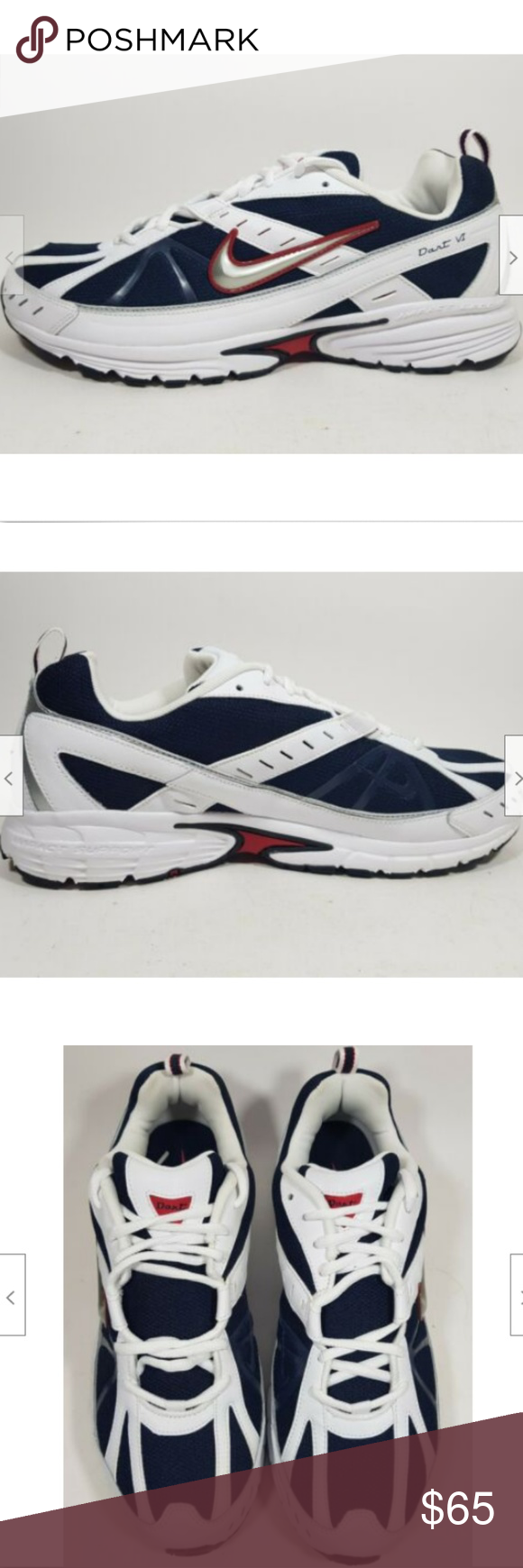 Nike Dart VI Running Sneakers Athletic