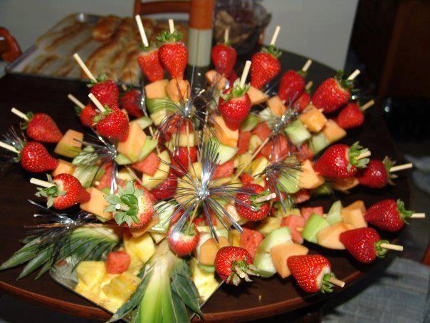Dicas diferentes para vc receber e impressionar seus convidados.   Temos também pratos para a garotada comer e se divertir.