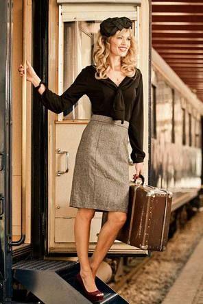Orient Express Dress