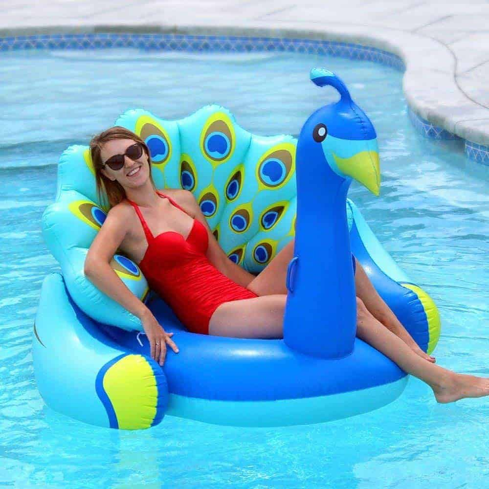 19 Coolest Inflatable Pool Floats For Adults To Chill In The Hot Summer Things I Desire Pool Floats For Adults Inflatable Pool Floats Cool Pool Floats