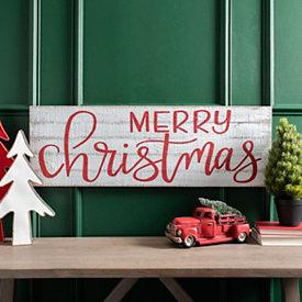 Holiday Decor Sale Christmas Decor Sale Kirklands Coastal Christmas Decor Merry Christmas Decoration Christmas Decorations Rustic
