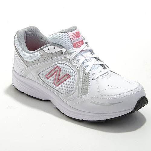 4dcceb7ac680b New Balance Womens 655 V2 Walking Running Training Sneakers Pink White 7 NEW  #NewBalance #Walking