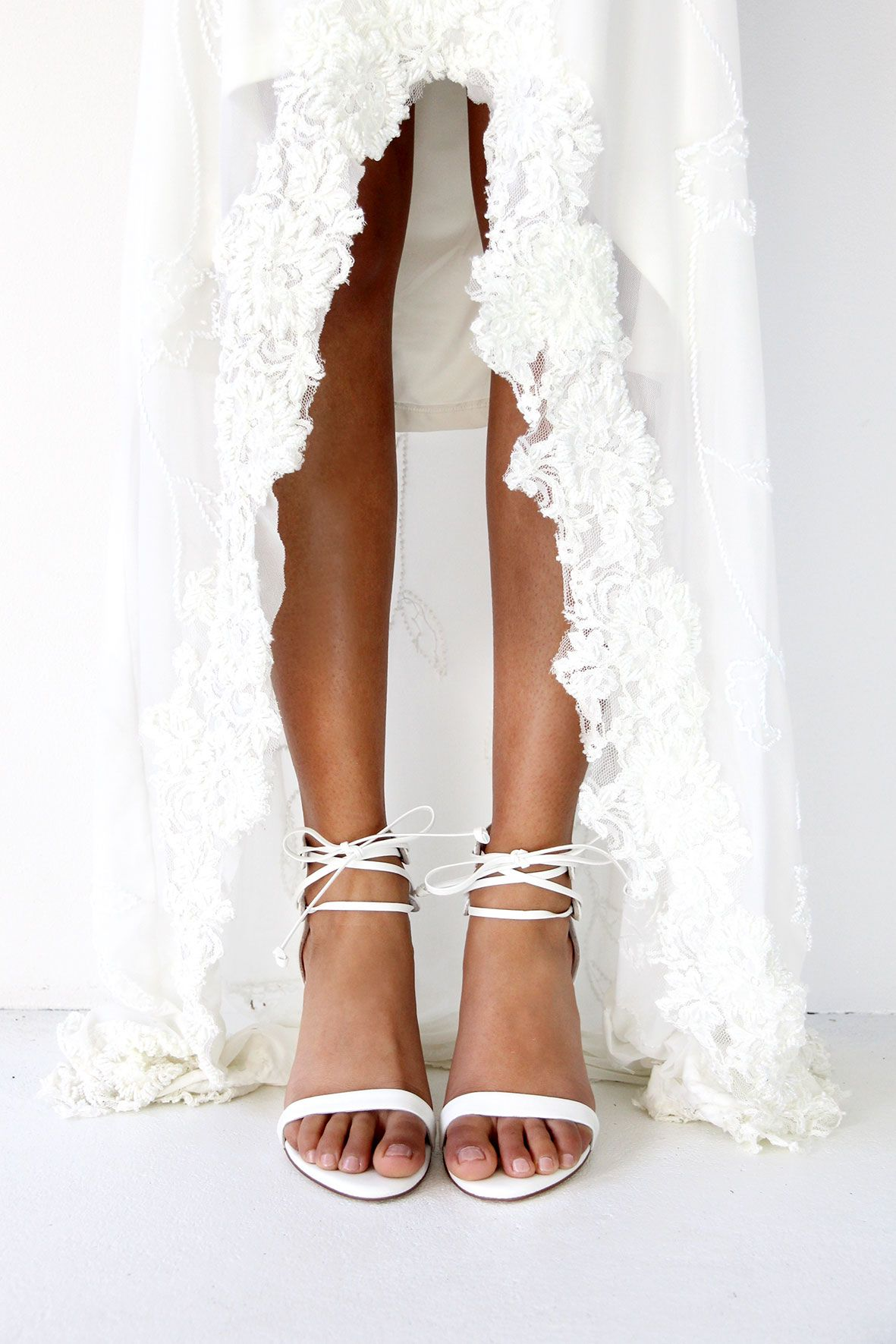 The Forever Soles Valentine Bridal Shoes Are The Perfect