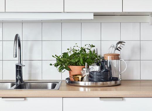 Wohnung Fur Verkauf Herrichten Tipps Tricks Small Kitchen Items Ikea Home