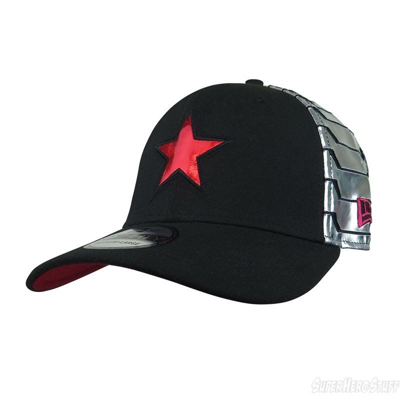 Winter Soldier Armor 39thirty Hat Fitted Hats Winter Soldier Hats
