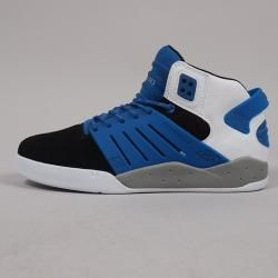 Supra Skytop 3 -kengät [Black/Royal-White]