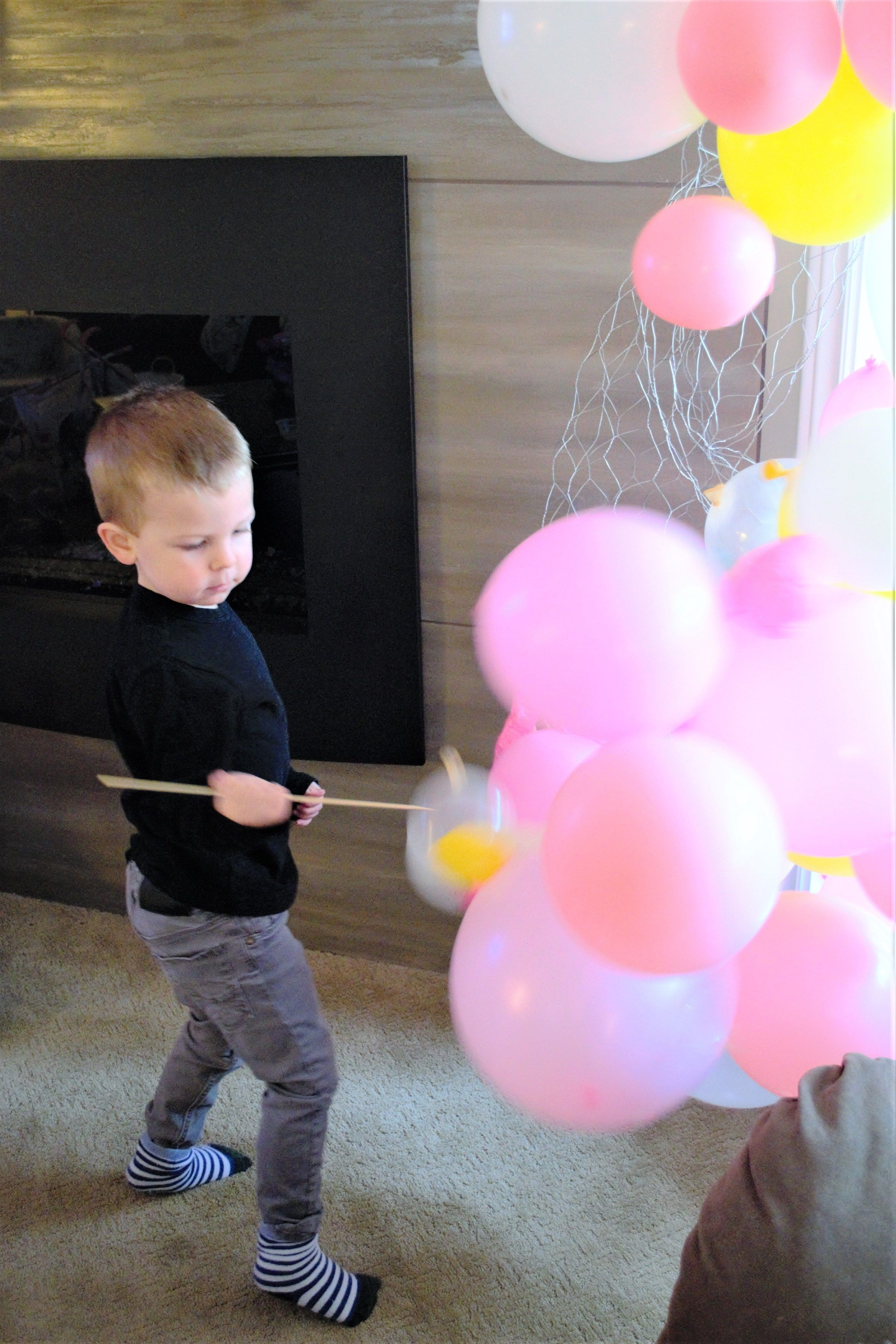 Balloon arch tutorial set up and take down balloon