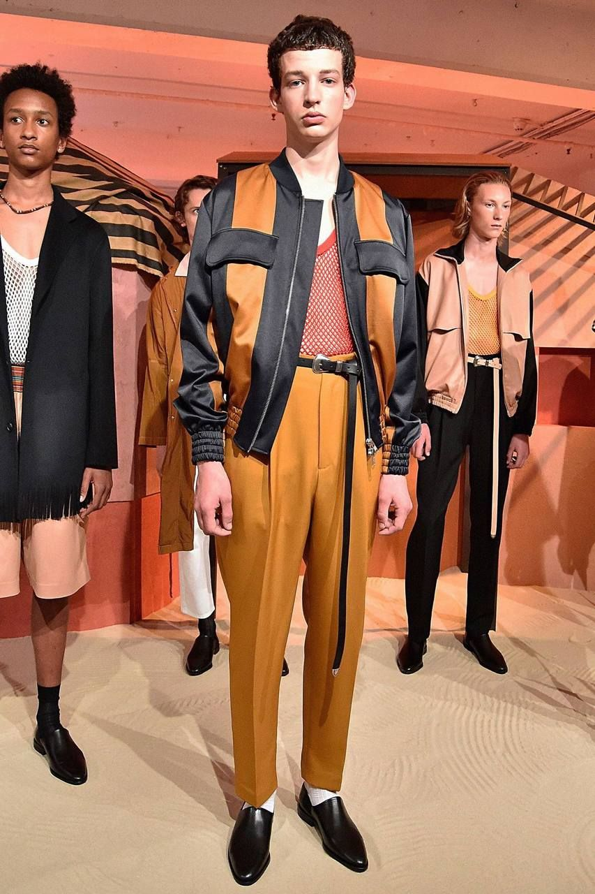 CCMN SWDN Spring-Summer 2017 - London Collections: MEN #LCM