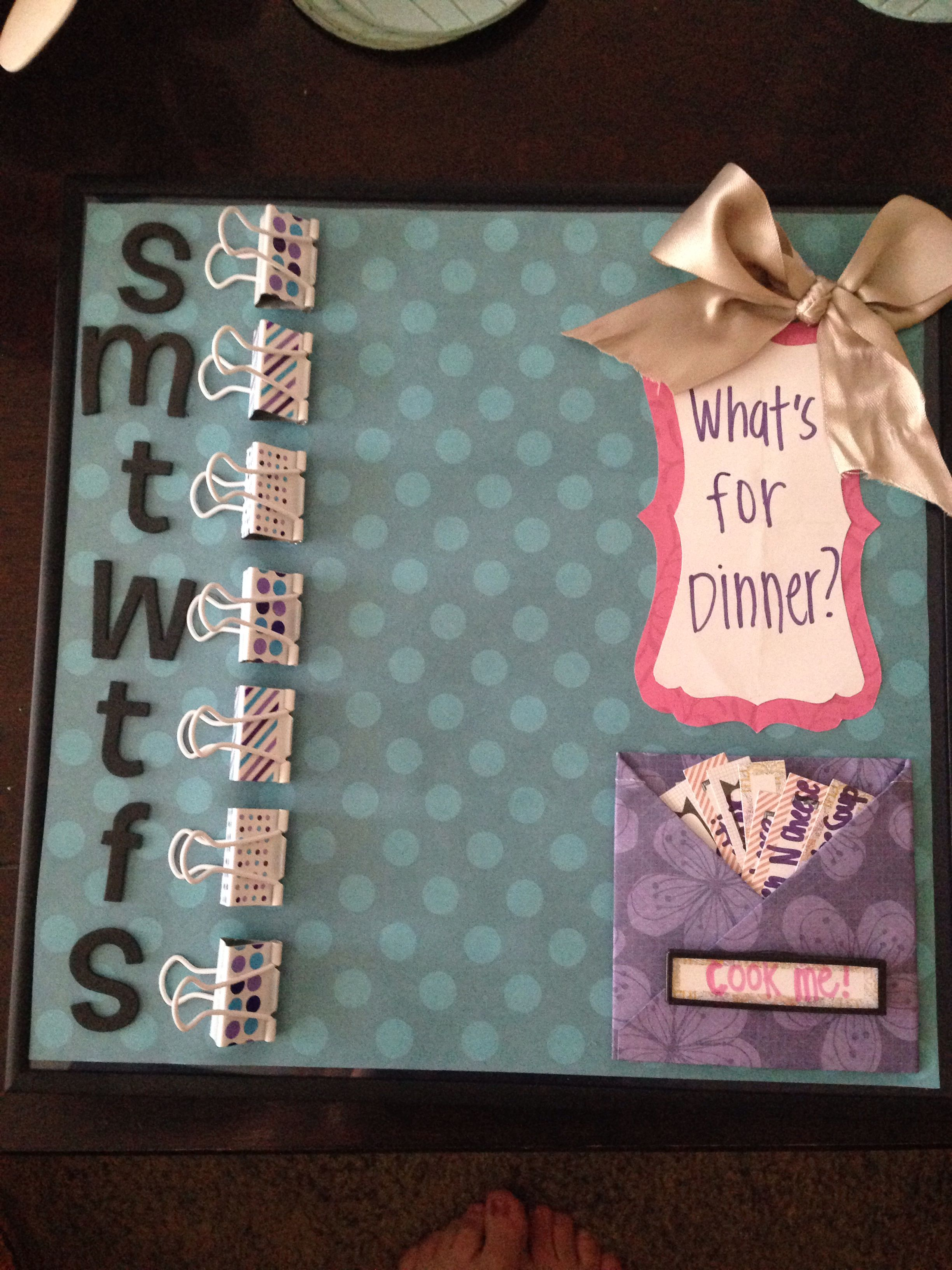 what I made for my boyfriends mom for her birthday she loves to