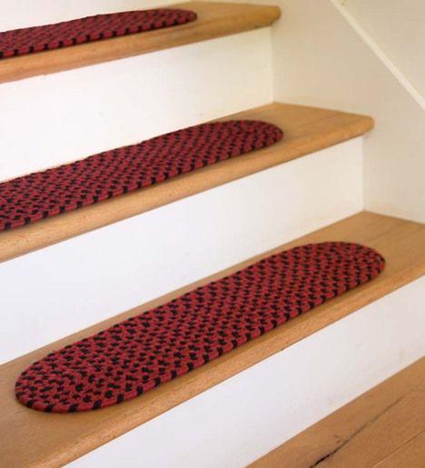 Best Usa Made Wool Braided Virginia Stair Tread 8 X 28 400 x 300