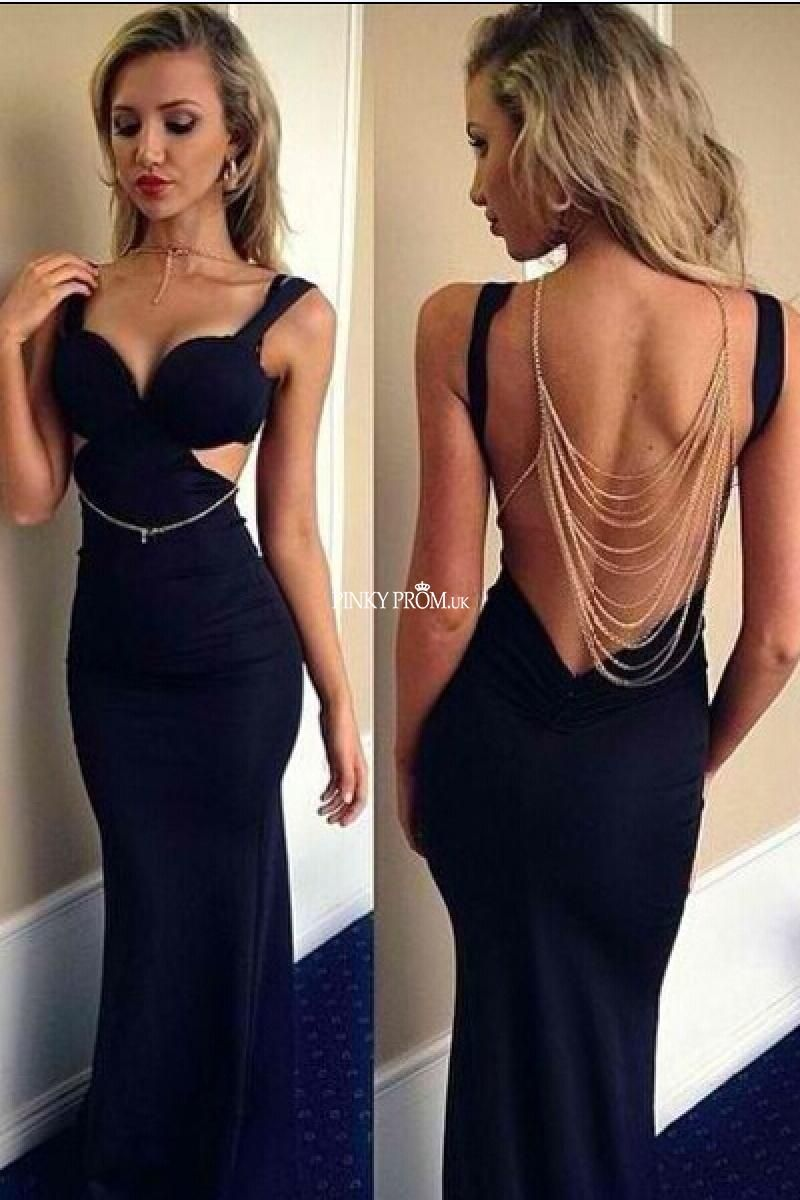 V neck evening dress uk mermaid | My Fashion dresses | Pinterest ...