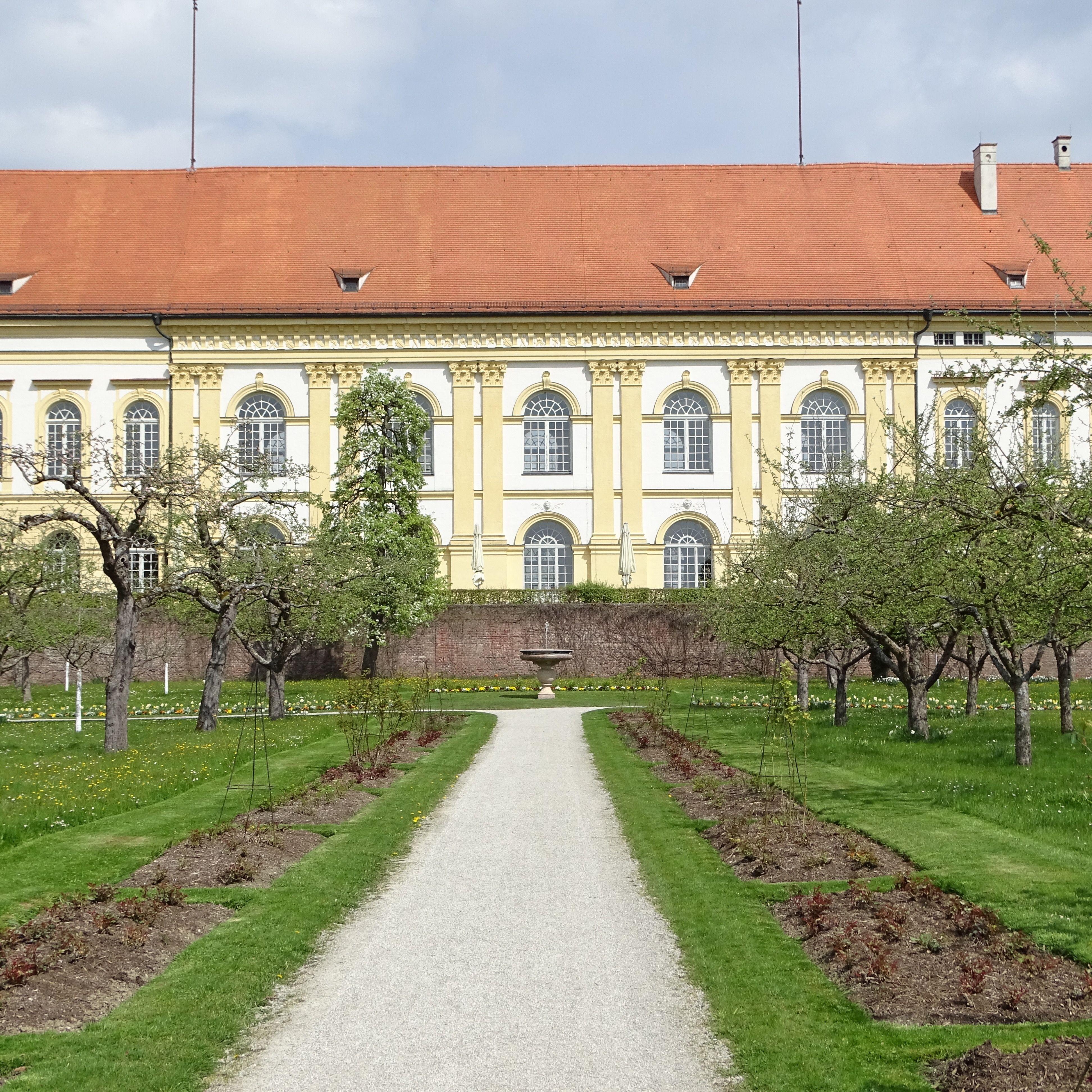 dachau deutschland schloss schlossgarten Burg, Bilder